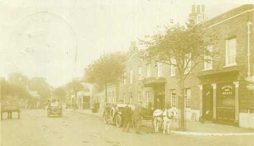 045 COCK HOTEL 1909