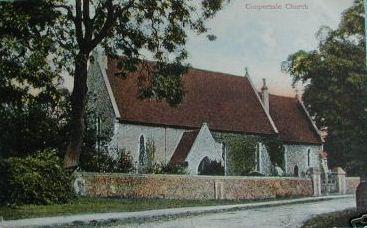 057 Coopersale St Albans Church (colour)