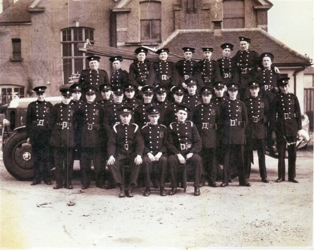 086 Epping Fire Brigade  Epping AFS 1940 (Epping Forest Museum) 2