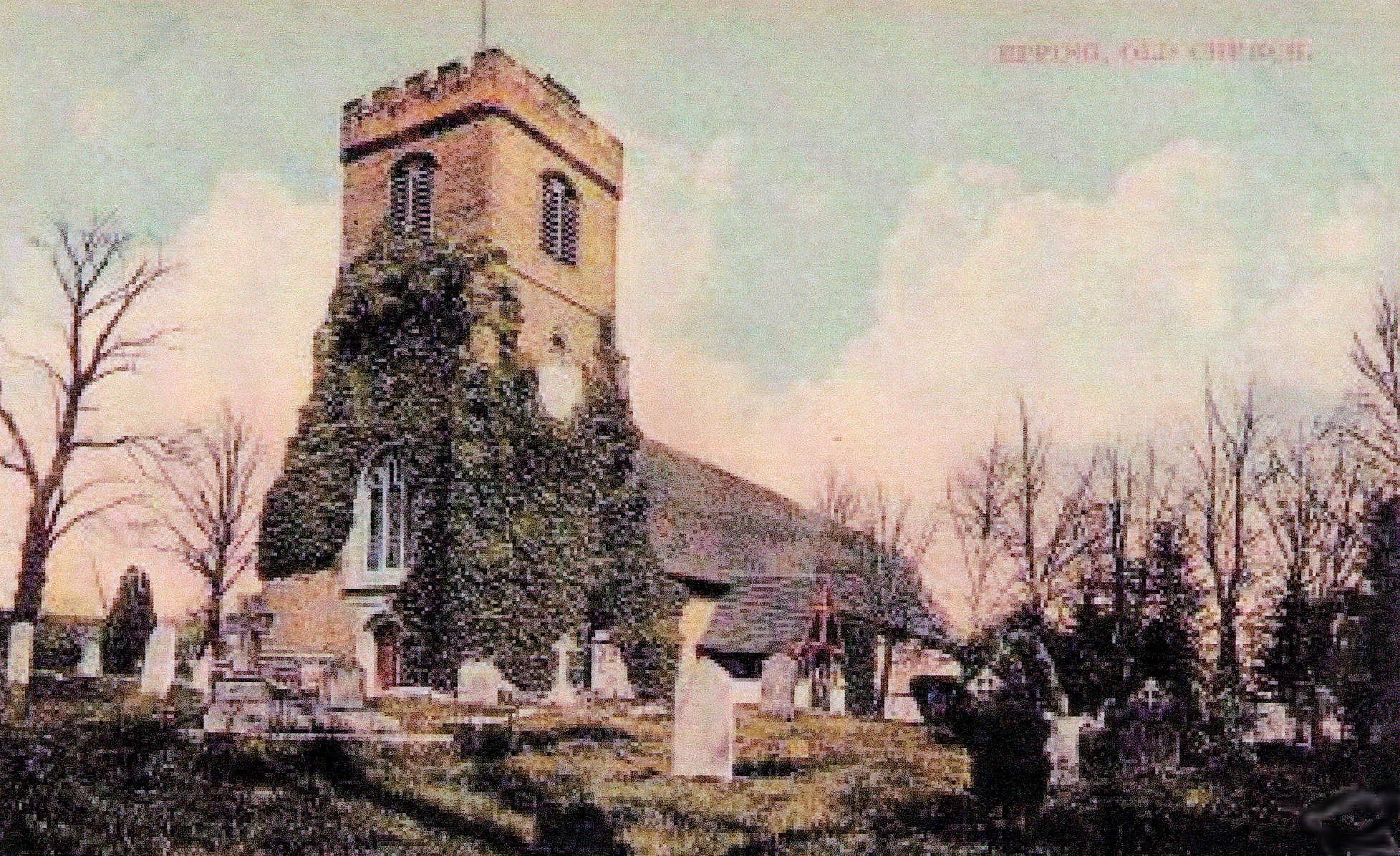 092 EPPING UPLAND CHURCH
