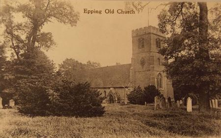 093 EPPING UPLAND CHURCH