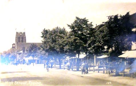 171 HIGH STREET & MARKET PLACE 1917