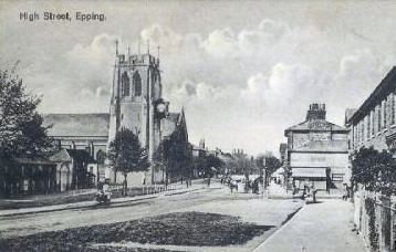 177 HIGH STREET AND CHURCH  1915
