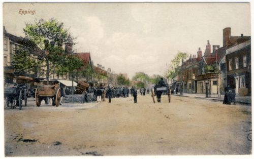 181 HIGH STREET COLOUR 1906