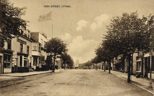 189 high street LOOKING SOUTH
