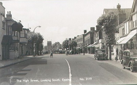 191 high street looking south