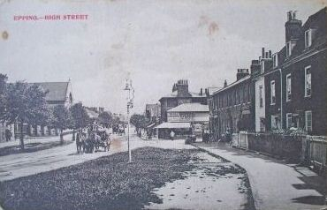 197 HIGH STREET SOUTH LOOKING NORTH