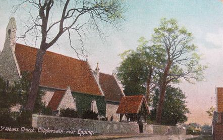 268 ST ALBANS CHURCH COLOUR