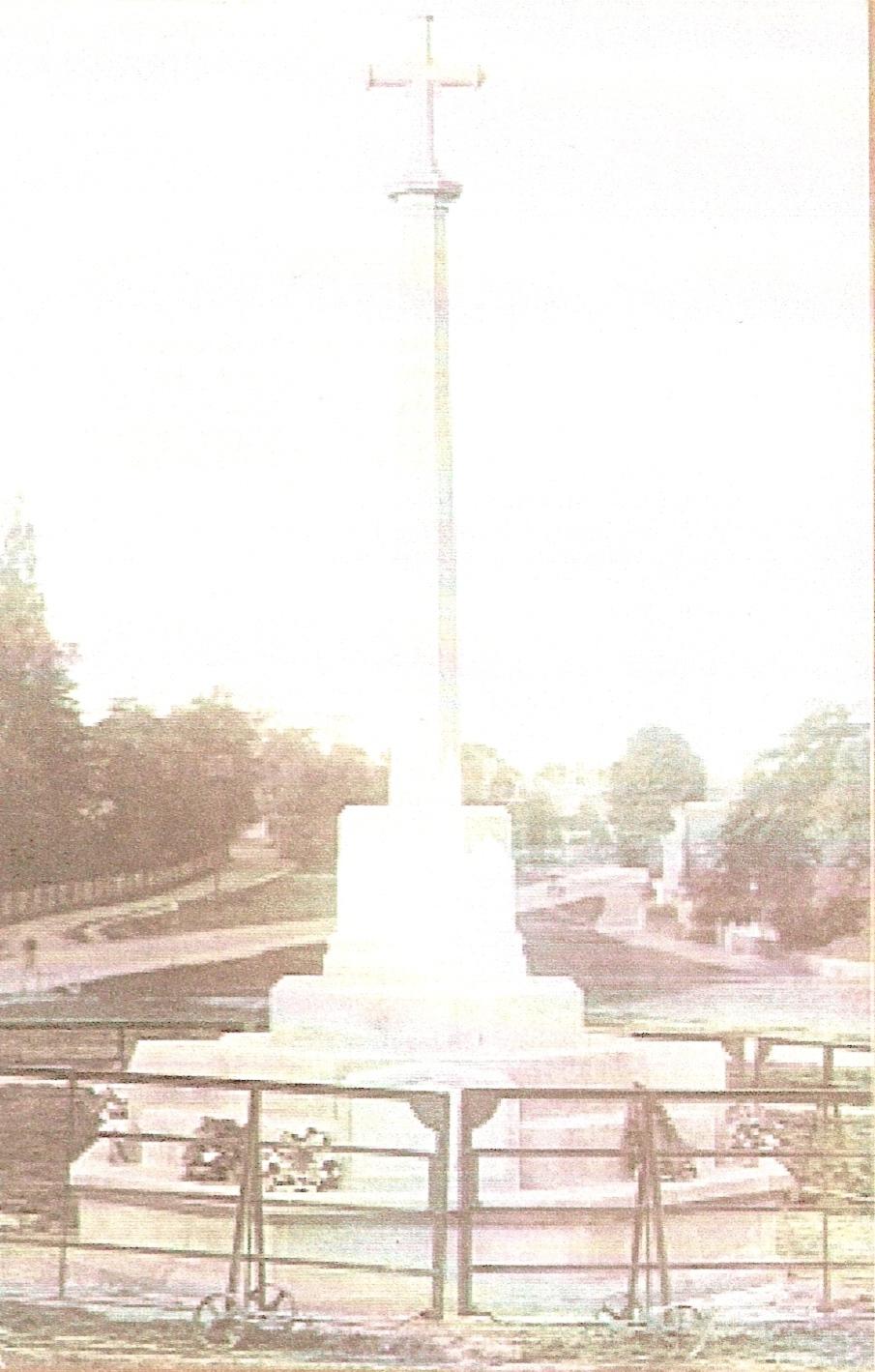 363 war memorial card