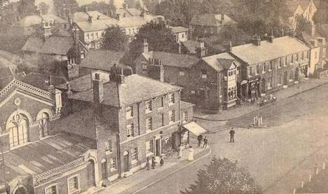 367 VIEW FROM CHURCH TOWER 1908