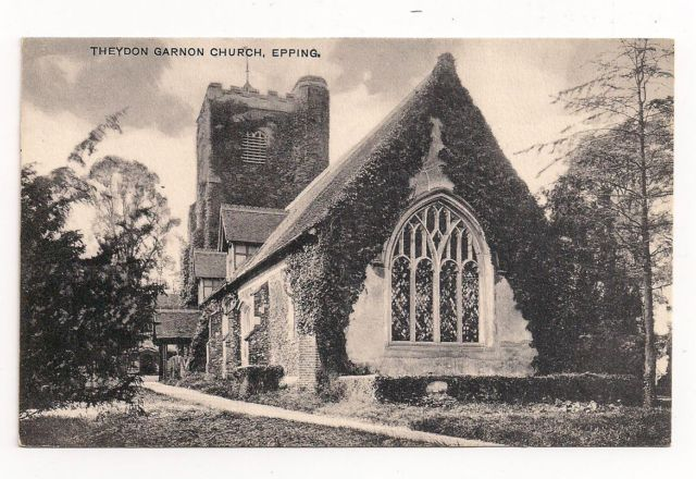 368 THEYDON GARNON CHURCH