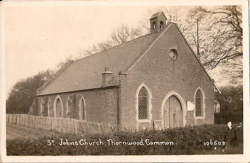369 THORNWOOD ST JOHNS CHURCH
