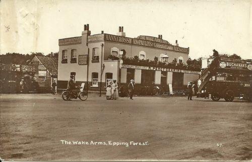 383 WAKE ARMS 1916