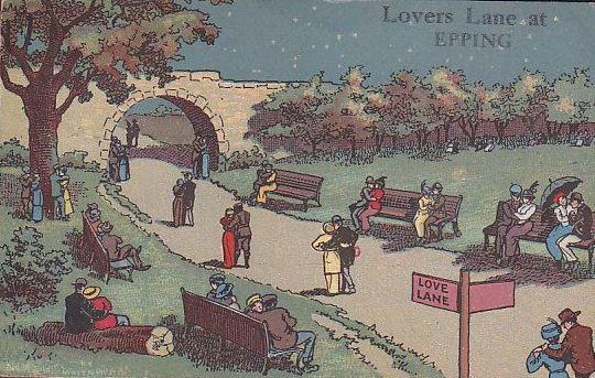 406 EPPING - LOVERS LANE