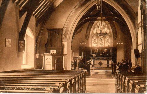 411 Theydon Bois Church