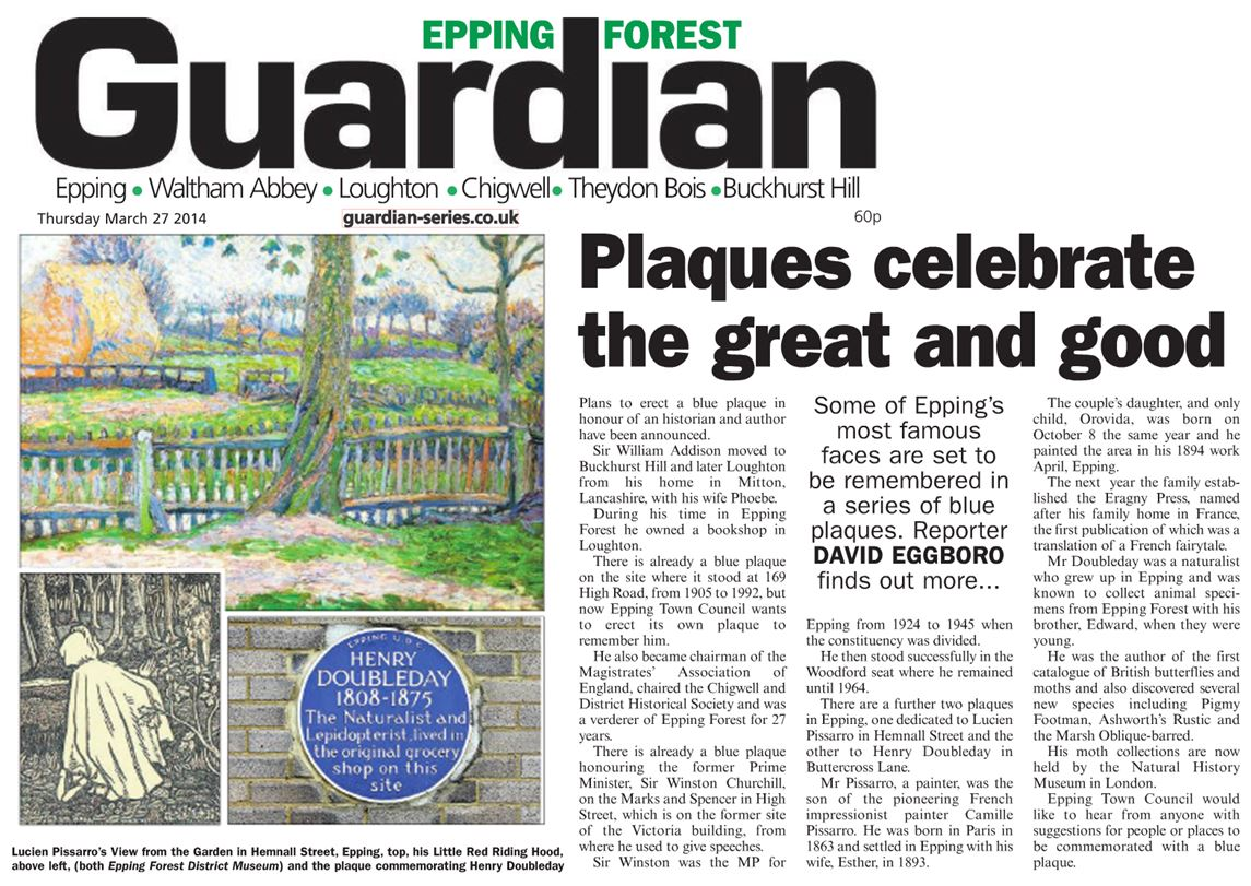 epping-forest-guardian-27-march-2014-blue-plaques-cc94805407229dc0de7d5129f88dc98a51c3220c