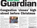 Epping Forest Guardian 27 November 2014 Congestion in the High Street