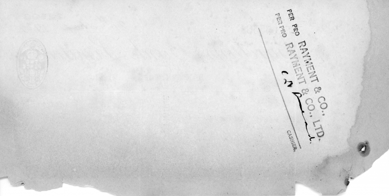 Barclays bank cheques 29 May 1939004