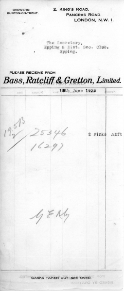 Bass Ratcliff _ Gretton Limited 13June1933 001