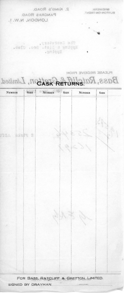 Bass Ratcliff _ Gretton Limited 13June1933002