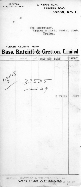 Bass Ratcliff _ Gretton Limited 2 May1934 001