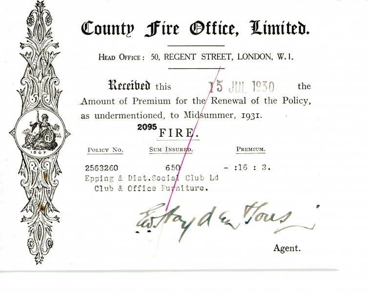 County Fire Office Limited 15 July 1930002
