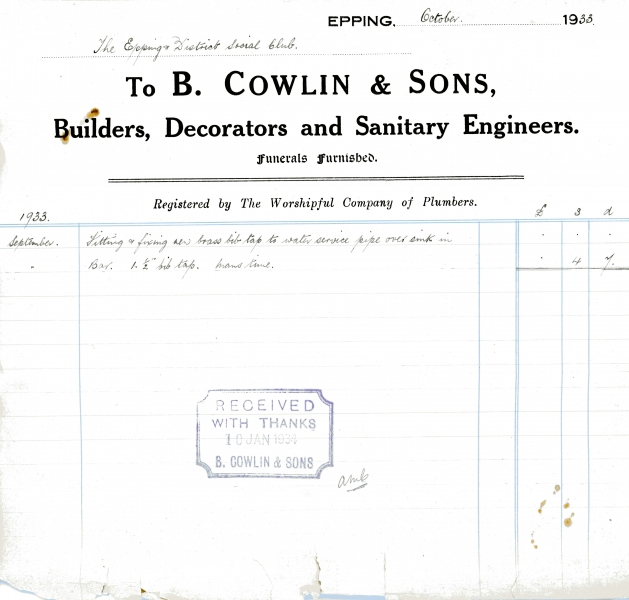Cowlin B _ Sons 10 Jan 1934001