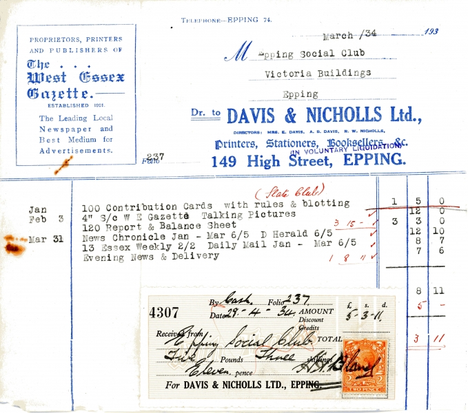 Davis _ Nicholls Ltd 28 April 1934 001