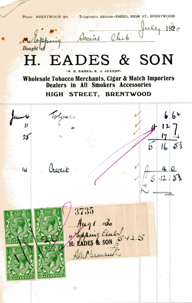 Eades H _ Son 1 Aug 1930 003