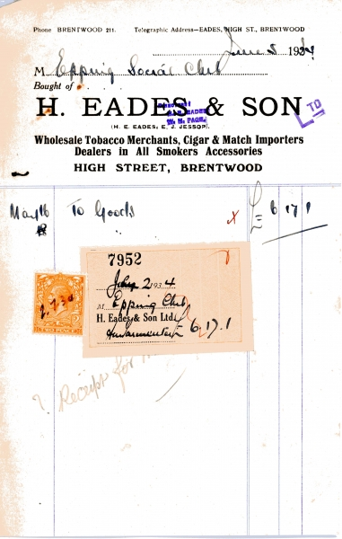 Eades H _ Son 2 July 1934 005