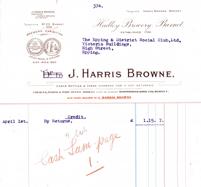 Harris Browne J 1 April unknon year 002