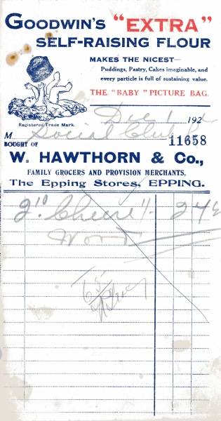 Hawthorn W _ Co 1 Dec 1924 002