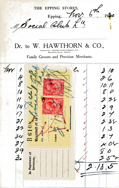 Hawthorn W _ Co 6 Nov 1930 003