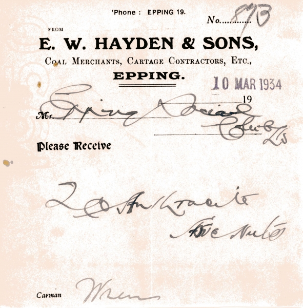 Hayden E W _ Sons 10 March 1934 003