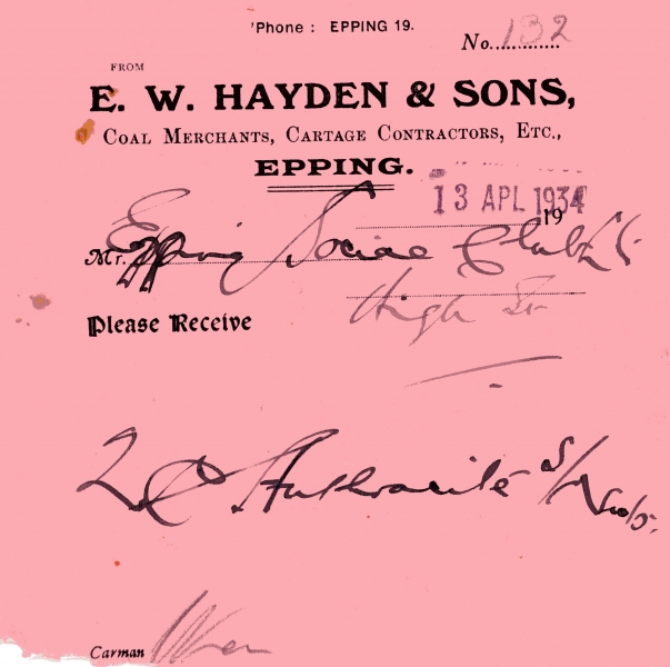 Hayden E W _ Sons 13 April 1934 004