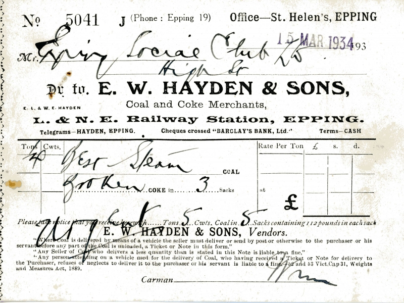 Hayden E W _ Sons 15 March 1934 009