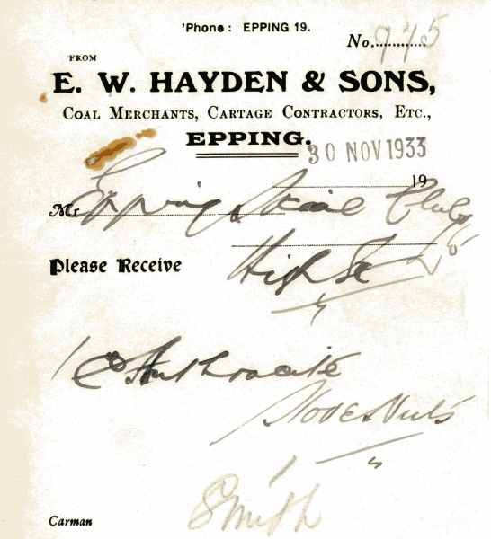 Hayden E W _ Sons 30 Nov 1933 005