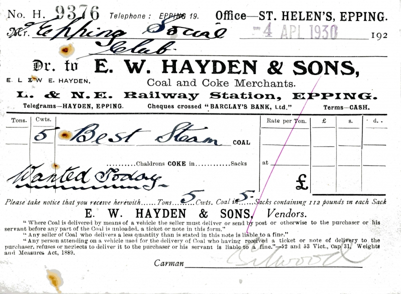 Hayden E W _ Sons 4 April 1930 007