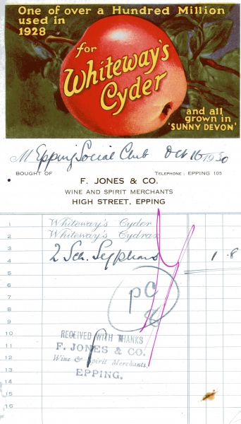 Jones F _ Co 16 Oct 1930 004