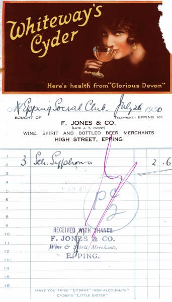 Jones F _ Co 26 July 1930 002