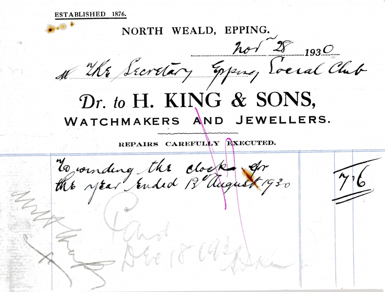 King H _ Sons 28 Nov 1930 001