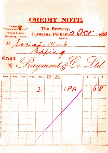 Rayment _ Co Ltd 10 Oct 1930 003