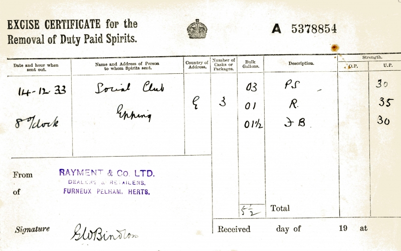 Rayment _ Co Ltd 14 Dec 1933 007