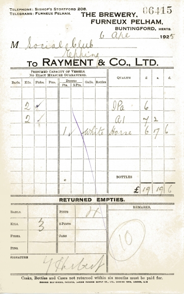 Rayment _ Co Ltd 6 April 1925 002
