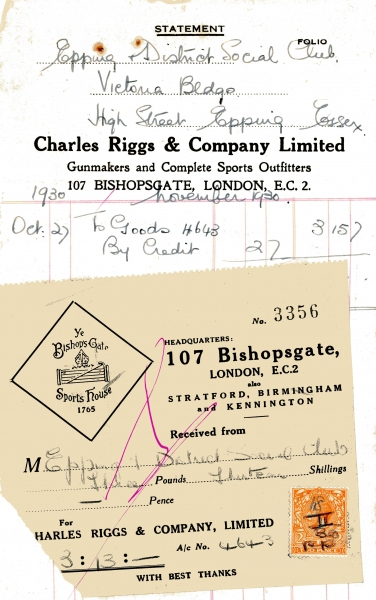 Rigg Charles _ Co Ltd 27 Oct 1930 002