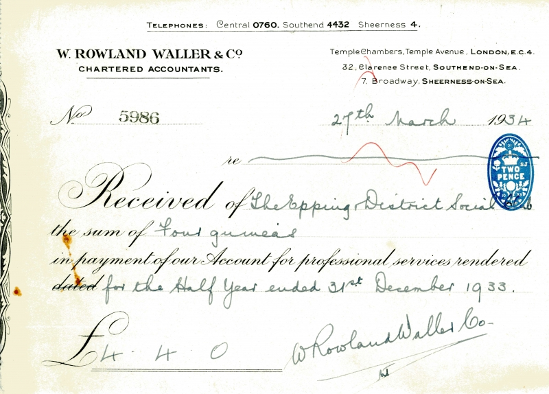 Rowland Waller W _ Co 27 March 1934 002