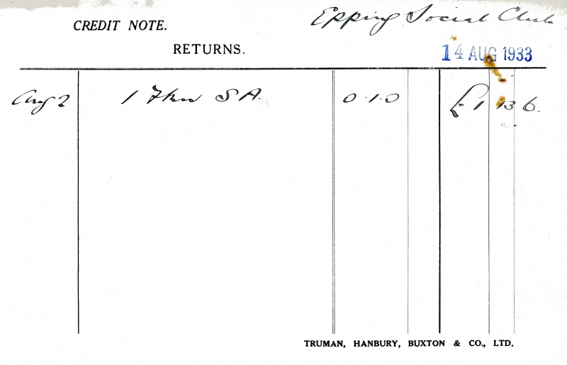 Truman Hanbury Buxton _ Co Ltd 14 Aug 1933 007