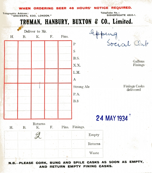 Truman Hanbury Buxton _ Co Ltd 24 May 1934 002