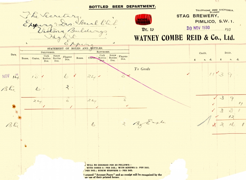 Watney Combe Reid _ Co Ltd 30 Nov 1930 005