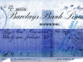 Barclays bank cheques 29 May 1939003